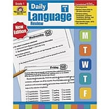 Evan-Moor® Daily Language Review Grade 1