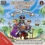 Learning Well® Context Clues: Pirate Treasure Games, Level 2.0-3.5