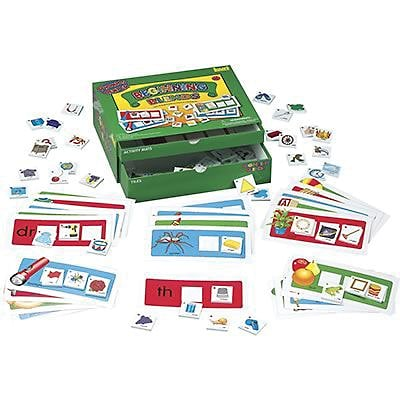 Lauri® Toys Phonics Learning Center Kits, Beginning Blends