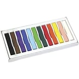 Asst. Quality Artists Square Pastels, 12/Box