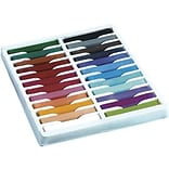Asst. Quality Artists Square Pastels, 24/Box