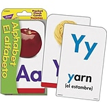 Trend® Alphabet Pocket Flash Cards