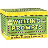 Creative Writing Prompt Card Grade 1