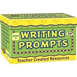 Creative Writing Prompt Card Grade 5