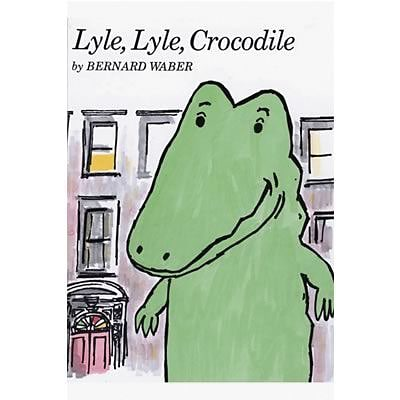 Carry Along Book & CD Sets, Lyle Lyle Crocodile