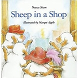 Houghton Mifflin® Harcourt Sheep In A Shop Carry Along Book and CD Set By Margot Apple, Grades K-3rd