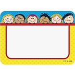 Creative Teaching Press™ Infant - 6th Grades Name Tag, Smiling Stick Kids