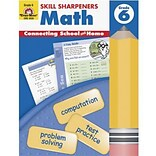 Skill Sharpeners Grade 6 Math