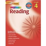 Spectrum Reading Workbook, Grades 4th