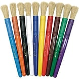 Colossal Stubby Brushes, Canister of 10
