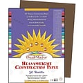 Sunworks 9x12 Dark Brown Construction Paper