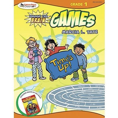 Engage the Brain Games, Grade 1