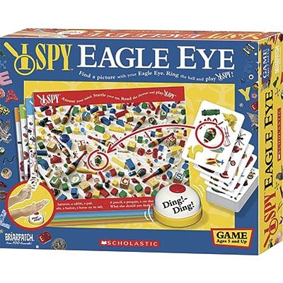 I Spy™ Eagle Eye Game
