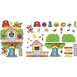 Furry Friends Clubhouse Bulletin Board Sets