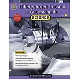 Differentiated Lessons and Assessments Science Grade 6