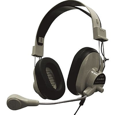 Hamilton™ Audio Visual, Deluxe Multimedia Headphone with Microphone
