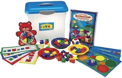 Three Bear Family Sort, Pattern & Play