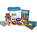 Three Bear Family Sort, Pattern & Play Set