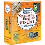 Merriam-Websters Spanish-English Visual Dictionary