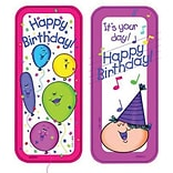 Creative Teaching Press™ Bookmarks, Happy Birthday