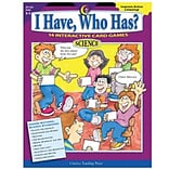 I Have, Who Has? Science, Grades 3-5