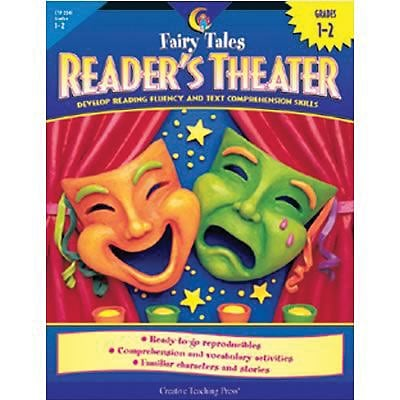 Creative Teaching Press™ Fairy Tales Readers Theater Book, Grades 1st - 2nd