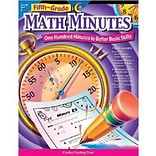 Fifth-Grade Math Minutes Resource Book