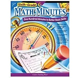 Sixth-Grade Math Minutes Resource Book