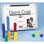 UNIFIX® Cubes, 10 Colors, Set of 500