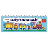 UNIFIX® Early Pattern Cards, Book 1