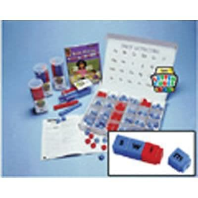 UNIFIX® Letter Cubes, Large Group Word Building Center