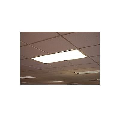 Classroom Light Filters, Whisper White, 4/Set