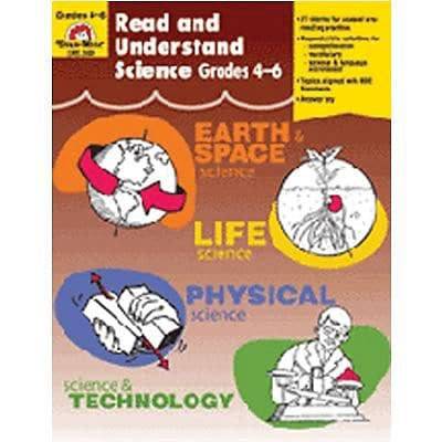 Read and Understand Science, Grades 4-6