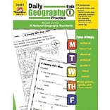 Daily Geography Practice Resource Gr. 1