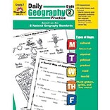 Daily Geography Practice Resource Gr. 2