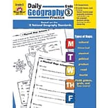 Daily Geography Practice Resource Gr. 3