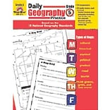 Daily Geography Practice Resource Gr. 5