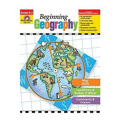 Beginning Geography Resource Book