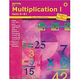 Multiplication I - Facts 0-81