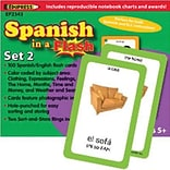 Spanish in a Flash™ Set 2