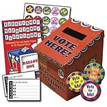 Gallopade® Classroom Elections Kit, Grades 5th
