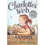 Harper Collins Charlottes Web Book By E.B. White, Grades All
