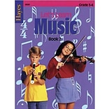 Hayes® Lets Learn Music Book 2 Intermediate