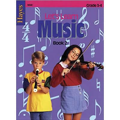 Let's Learn Music, Book 2