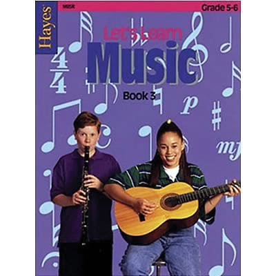 Hayes® Lets Learn Music Book 3 Upper