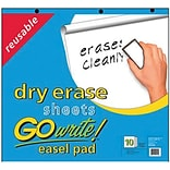 GoWrite!® Dry Erase Easel Pad