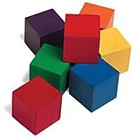 1 Wooden Color Cubes™, Set of 102
