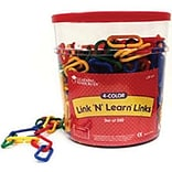Link N Learn® Links, 4 colors, 500/Set