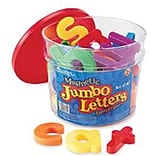 Jumbo Magnetic Letters and Numbers Lower