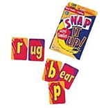 Snap it Up! Card Games, Phonics & Reading: Word Families